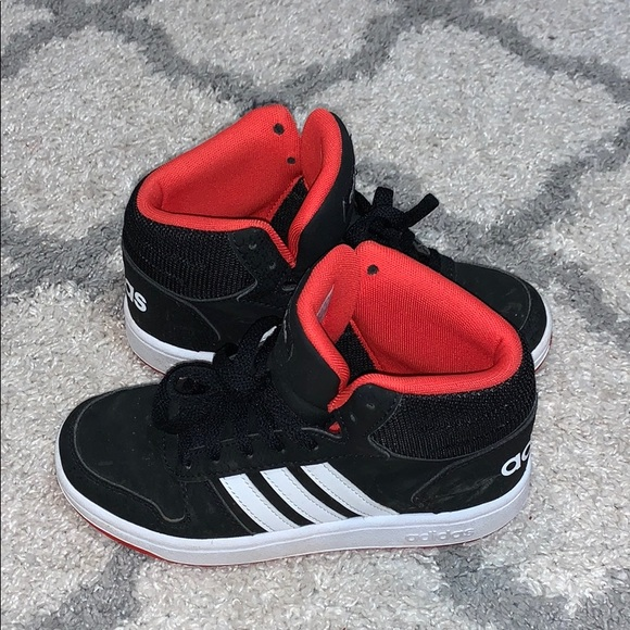 adidas Shoes | Boys High Top Sneakers